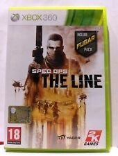 SPEC OPS THE LINE (ENG+ITA) [XBox 360 2012] Usato Garantito JoyGames