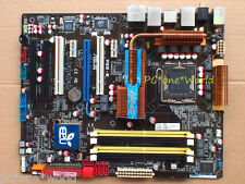 ASUS P5Q-E motherboard Socket 775 DDR2 Intel P45 100% working
