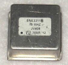 OCXO NDK ENE3311A,B  10.0MHz Square wave, +5V VFC