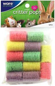 12 PCS Small Critter Pops