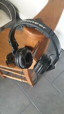 Pioneer HDJ-500 Headphones Black