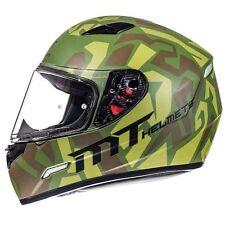 MT Mugello Full Face Motorcycle Motorbike Helmet