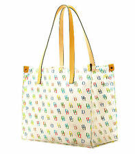 NWT Dooney Bourke Clear IT Medium Shopper Bag Purse Tote