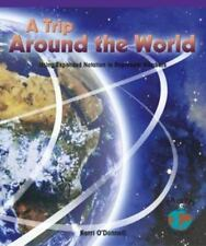 A Trip Around the World: Using Expanded Notation to Represent Numbers-ExLibrary