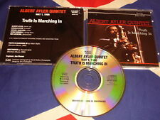 Albert AYLER quintette-Truth Is Marching Dans