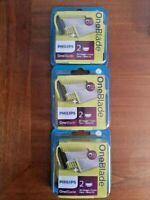 Philips Oneblade Replacement blades with Body Kit QP620 One Blade 3x Packs