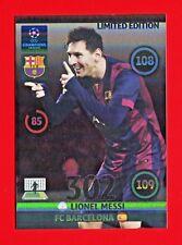 CHAMPIONS LEAGUE 2014-15 Panini - XXL Card Limited Edition - MESSI - BARCELONA
