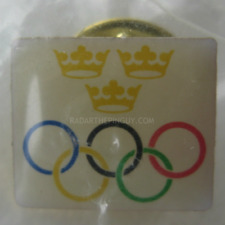 2016 Rio Olympic Sweden NOC Pin