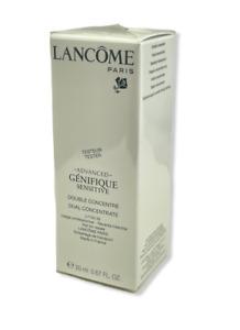 Lancome Advanced Genifique Sensitive Dual Concentrate 20ml/0.67fl.oz. New Sealed