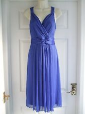 A Womens Size 14 Dress LADIES SMART SUMMER FORMAL WORK PARTY EVENING STRETCH
