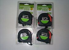 4PCS / 4x - 25' Measuring Tapes / Total of Four