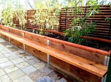 Timber Retaining Wall Posts 1600mm x 50mm H or Corner Section FREE DELIVERY MELB