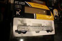 K-line O-27 Gauge Die-cast Gondola  K652-7440 NIB Mississippi Commemorative