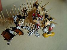Charm Anhänger Kinder Diverse Mickey Minnie Maus Emaille bunt Bettelarmband