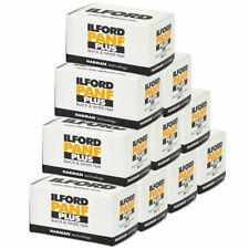 10x Ilford Pan F Plus 35mm Black & White Film (36 exposure)