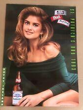Budweiser - Kathy Ireland - St. Patrick's Day Poster