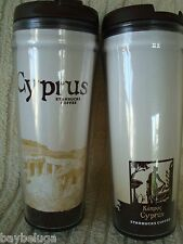 NEW! Starbucks Coffee Global City Tumbler Country CYPRUS, with tag! :)