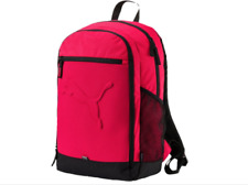 NEW & TAG Puma 26L Buzz Backpack padded laptop compartment & pockets FREE POST