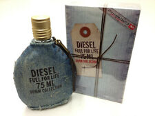 Diesel Fuel for Life Denim Collection 2.5 oz 75 ml Spray Men