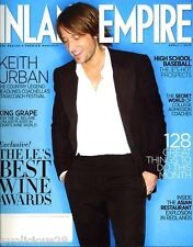 Inland Empire Magazine Country KEITH URBAN COACHELLA WINE AWARDS APRIL  4/2010
