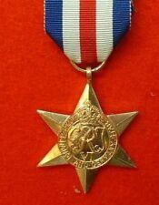 World War II France & Germany Star WW 2 Medals WW II