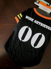 WIDE RETRIEVER Dog COSTUME T-Shirt JERSEY M Football Costume NEW Tee SHIRT 00