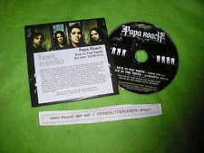 CD Metal Papa Roach - Kick In The Teeth (2 Song) Promo ELEVEN SEVEN