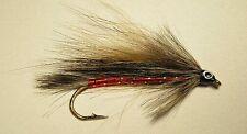Liama Bucktail  Streamer  size  #4