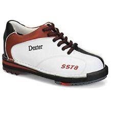 Women's SST 8 LE (White/Red/Black) Size 6 Wide (Dexter)