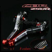 Adjustable CNC Folding Extending Brake Clutch Lever For Honda CBR250R 11-2013 RC