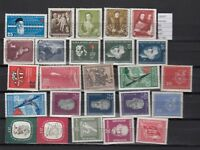 LOT  STAMPS  GERMANY DDR  MH*  (L26307)