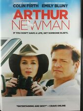 Arthur Newman - DVD By Emily Blunt, Colin Firth, Anne Heche