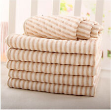 Newborn Baby Changing Soft Cotton Pad Liner Cover Infant Kids Diaper Urine Mat