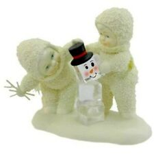 """Department 56 Snowbabies """"PULL YOURSELF TOGETHER"""" MIB Figurine 2006 COLLECTIBLE"""