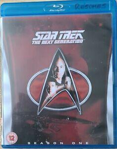Star Trek - The Next Generation - Series 1 - Complete (DVD, 2006)