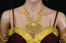 THAI JEWELRY SET (T12) COSTUME WEDDING TRADITIONAL DRESS JW227