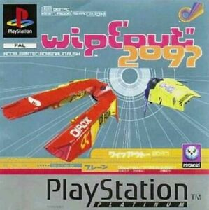 Wipeout 2097 (Playstation 1)