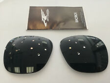 Lentes Arnette AR 4143 Fire Drill Gray Polarized Replacement lenses Lens Lenti