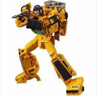 Transformers Masterpiece MP-39 SUNSTREAKER G1 KO Action Figure Toy
