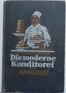 """Q154 Angerer  """" Die moderne Konditorei """""""