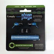 comply  foam plugs + 1 sac transport   neuf