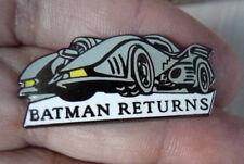BEAU PIN'S DC COMICS BATMAN RETURNS BATMOBILE DEMONS ET MERVEILLES