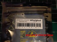 Control Board Repair Kit for 2252189 W10135090 2255239 Whirlpool