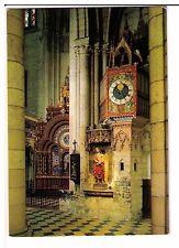 Postcard: Les Deux Horloges Astronomique, Catherdrale St Pierre, Beavais, France