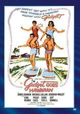GIDGET GOES HAWAIIAN Region Free DVD - Sealed