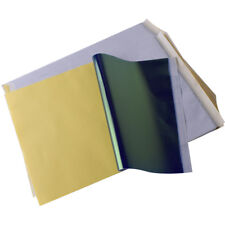 10 PCS 30cm * 21cm Transfer Tracing Paper Tattoo Carbon Stencil Transfer Paper