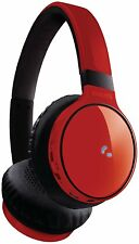 Philips SHB9100RD/28 Bluetooth Stereo Headset, Red by Philips