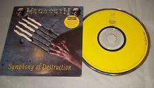 Megadeth - Symphony of Destruction - CD