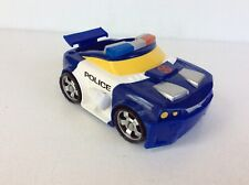 TRANSFORMERS RESCUE BOTS CHASE CAR/FIGURE, Police HQ Playset vehicle 2012