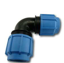 Georg Fischer 90mm Metric 90 degrees Elbow Pipe Fitting